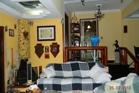 Lindos quartos confortaveis!!!