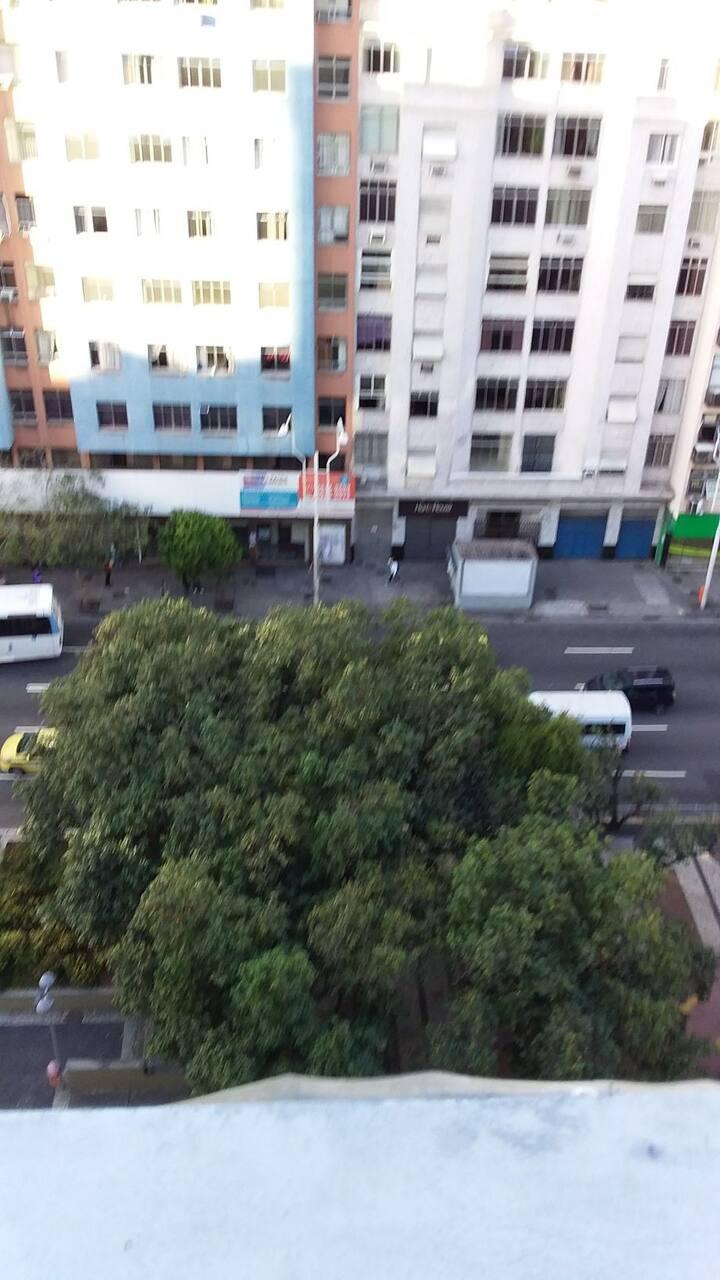 Hospedagem copacabana