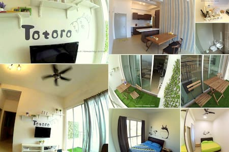BRICKS Homestay @ Cameron Highlands - Apartament