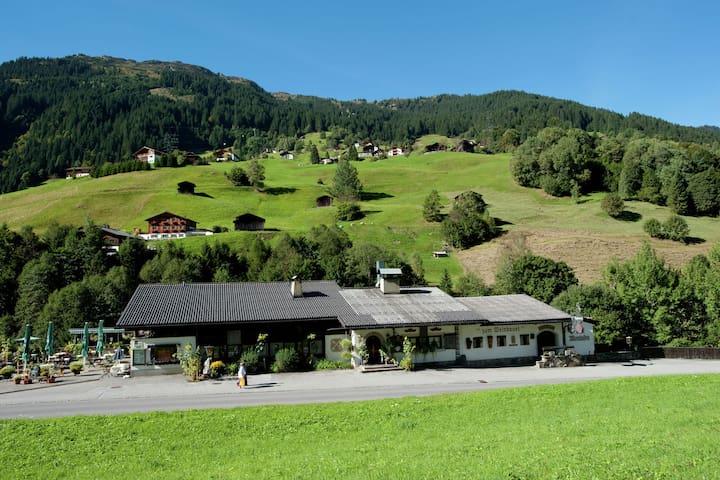 Vintage Home near Gaschurn with beautiful garden