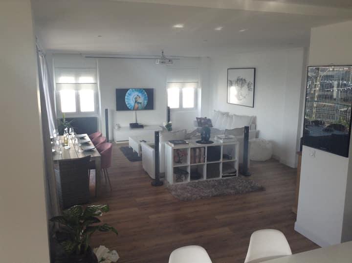 Sublime appartement de 125 m2