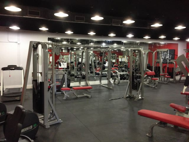 It's great to be able to use the Gym Free of charge with no resort fee  - James (February 2019)