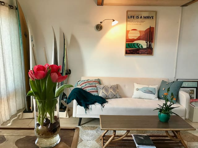 Pleasure Point Surf House