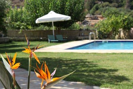 Filippouvilla - Living in Nature - La Canea - Villa