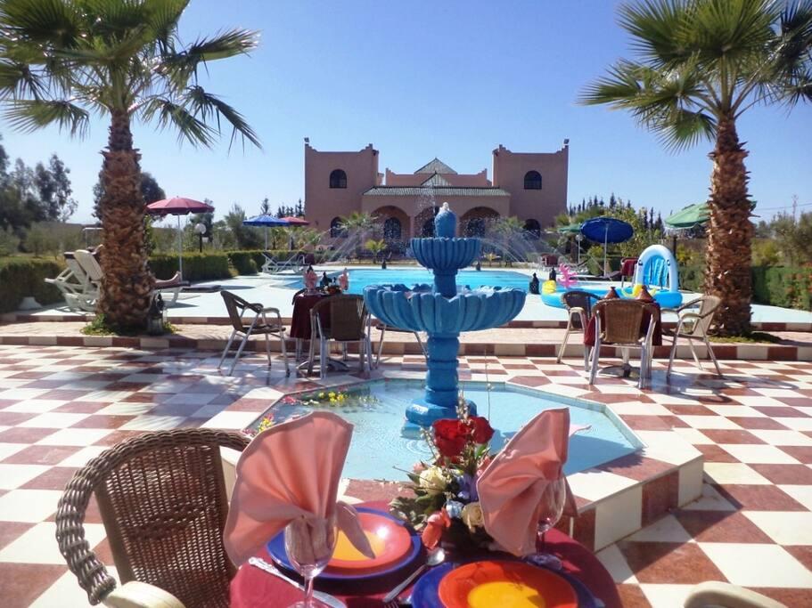 Private room in Riad Marrakesh