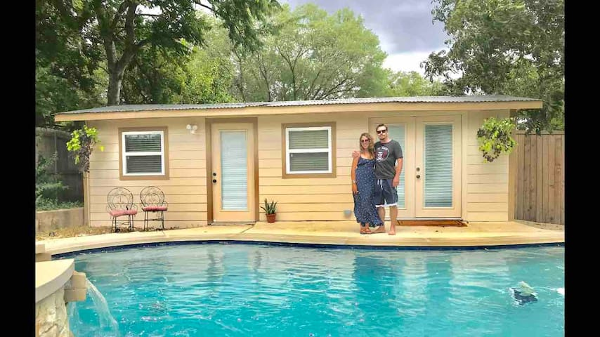 Evan and Lala's Austin Area Getaway