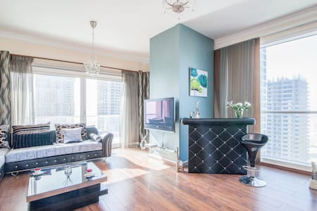 Super Deluxe Flat in JLT NEW Dubai! - Dubai - Byt