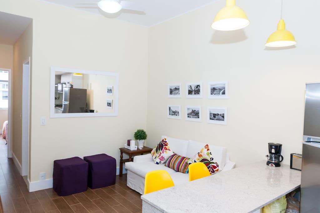 Apartment in Rio! Copacabana heart!