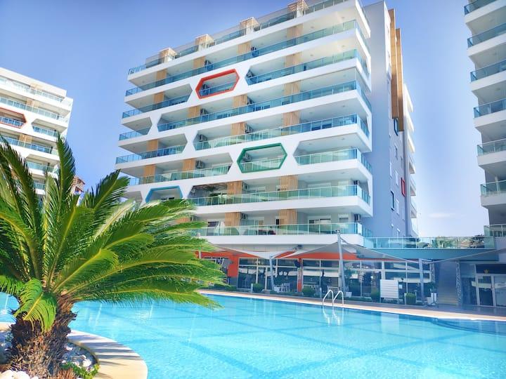 Best Apartment of Emerald Park Duplex 2+1