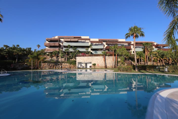 Marbella, Los Flamingos, 2 double bedrooms