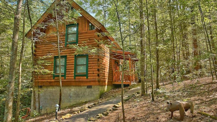 Creekside Oasis #3 - Sevierville - Cabaña
