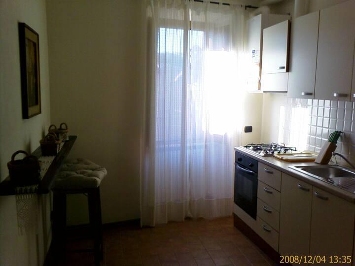 Appartamento centro storico Passignano