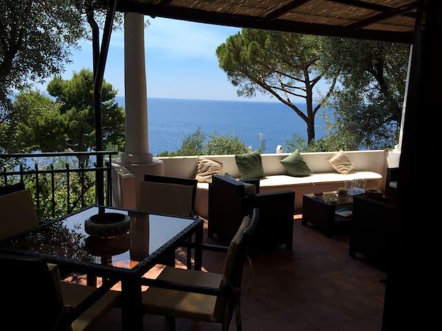 Villa on the Sorrento coast - Massa Lubrense - Villa