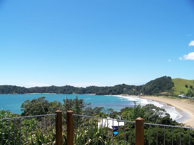 Experience beautiful Woolleys Bay - Matapouri - Huis