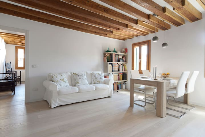 Ca' Doge da Ponte - S.Marco - Venetië - Appartement