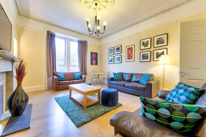 The Fav Flat - Heart Of The City Apartment
