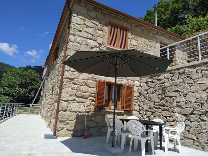 Casa da quintinha-Turismo rural