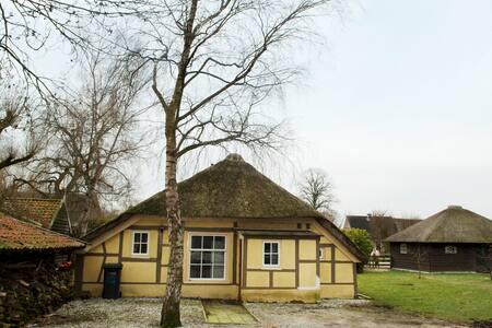 17th Century Monumental Farmhouse - Eemnes
