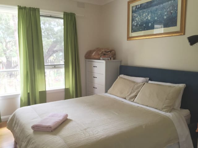 Cosy Country Riverside House Bdrm 1 - Tarwin Lower - บ้าน