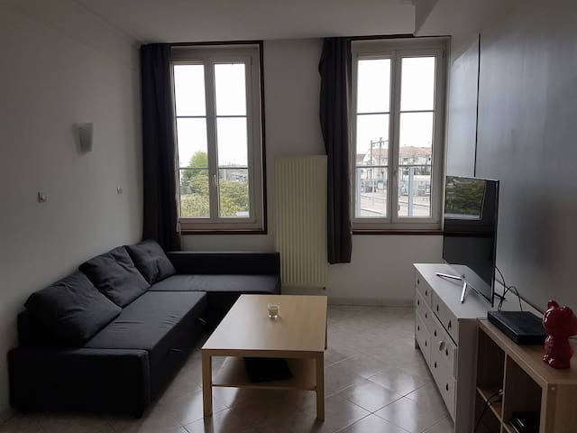 Appartement F2 20 minutes de Paris - Poissy - Apartemen