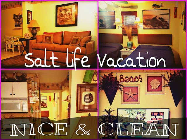 SALT LIFE VACATION  5 STAR REVIEWS - North Myrtle Beach