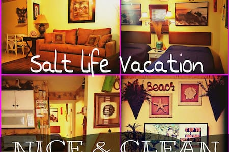 SALT LIFE VACATION  5 STAR REVIEWS - ノースマートルビーチ
