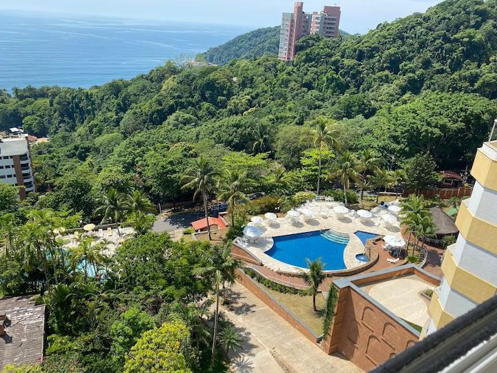 Praia particular, um paraíso no Guarujá!