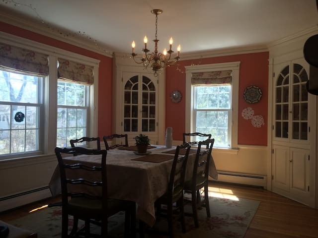 Family-friendly Colonial home in Lexington - Lexington - Casa