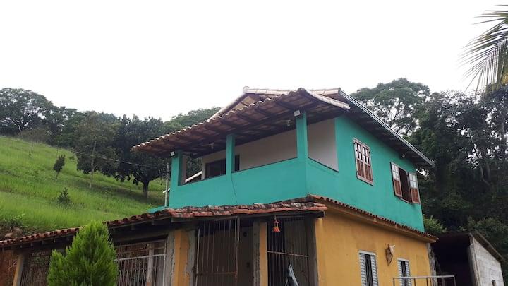Casa na roça Estância Colibri