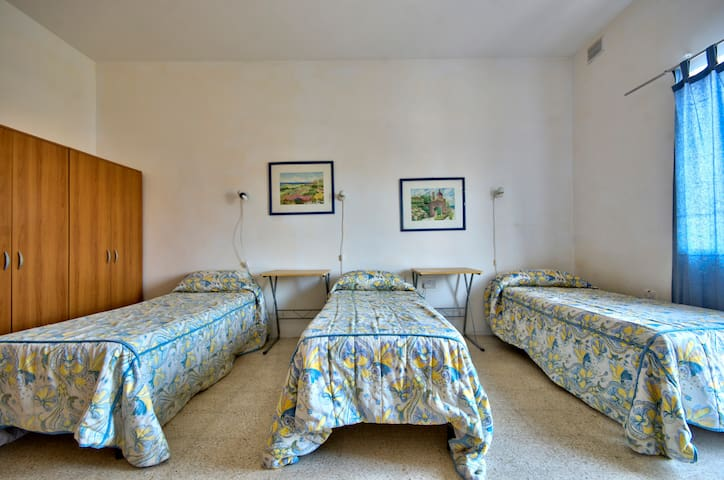 Villa Belview - Triple Room - Swieqi - วิลล่า