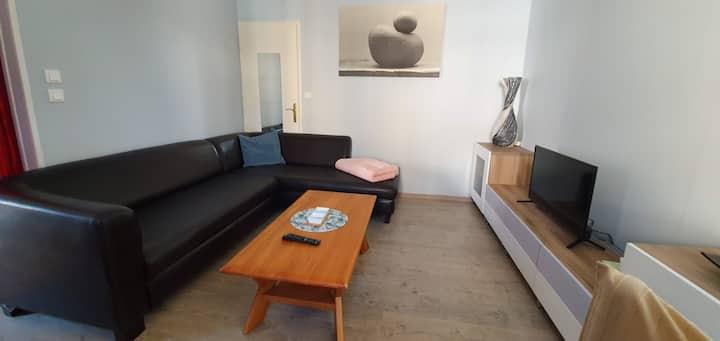 App.70m² 1er étage clim. Famille Bazin à Fabrègues