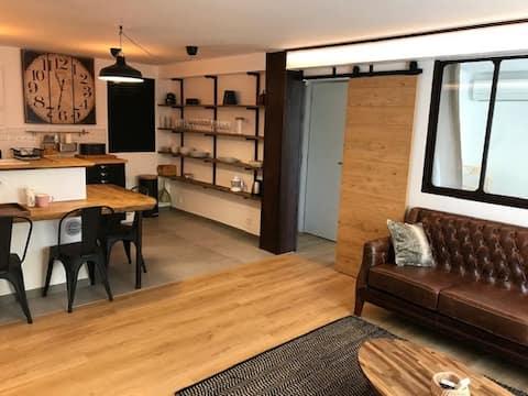 Bonic apartament elegant i còmode