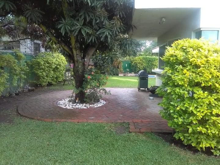 Casa de descanso en medio de la naturaleza