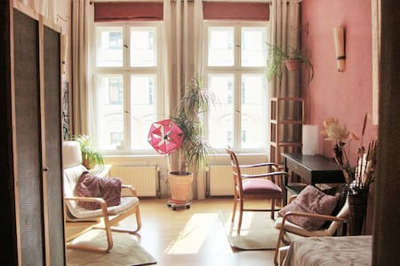 Single furnished  room in the middle of Berlin - Apartment