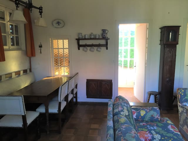 Villa 3 pièces - Capacités 5 personnes