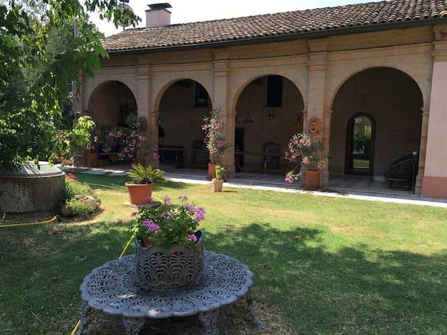 Cottage di campagna 1700 - San Prospero - Hus