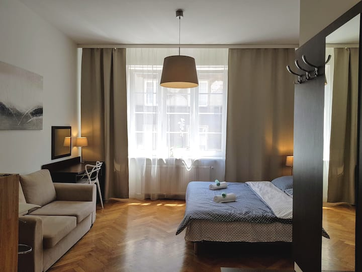 Luxury studio in the heart of Kazimierz