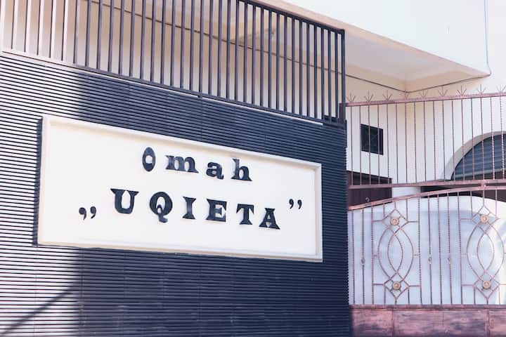 Omah Uqieta-Good place for Family and Group