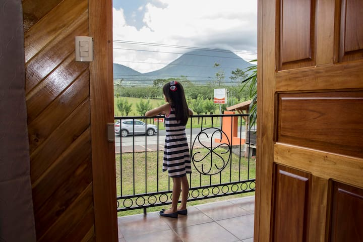 Villas Fernanda #2 New! Beautiful Volcano view !