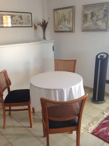Möblierte Zwei-Zimmer Wohnung in schöner Umgebung - Grafenau - Flat