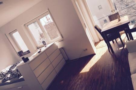 Moderne Wohnung im Zentrum von Speyer - Speyer - Apartamento