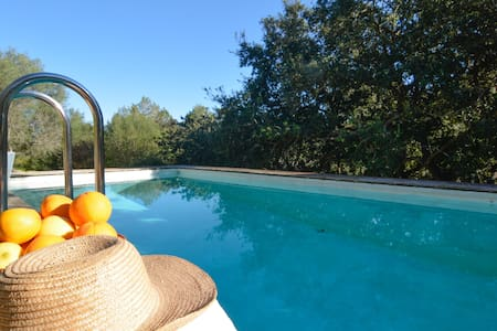 Unique Country house with pool Mallorca - Algaida