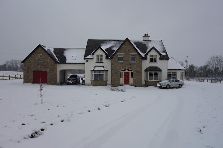 Country House @ Irish Open Mount Juliet