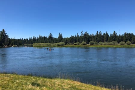 River View Inn on the Deschutes River, Sunriver