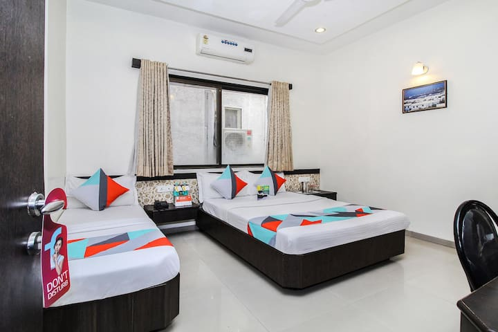 Suite room near CST Railway Station @Shirdi