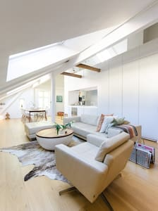 *Penthouse design apt in the heart of Oslo! - Oslo