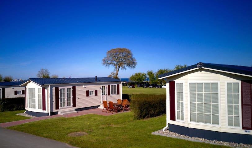 Bungalow für 4 Gäste mit 40m² in Neukirchen (77977)