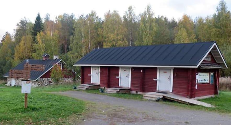 Heräjärven retkeilykeskus - Kiviniemi, aitta 6 hlö