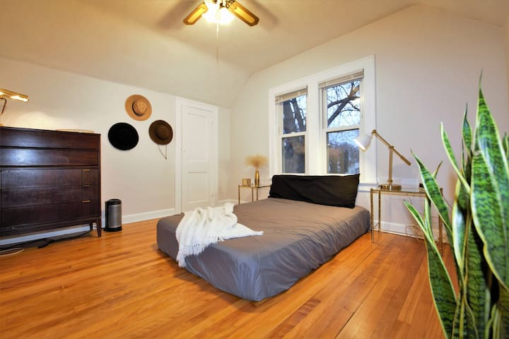 Cozy Mid-Century Home in the Heart of Longfellow