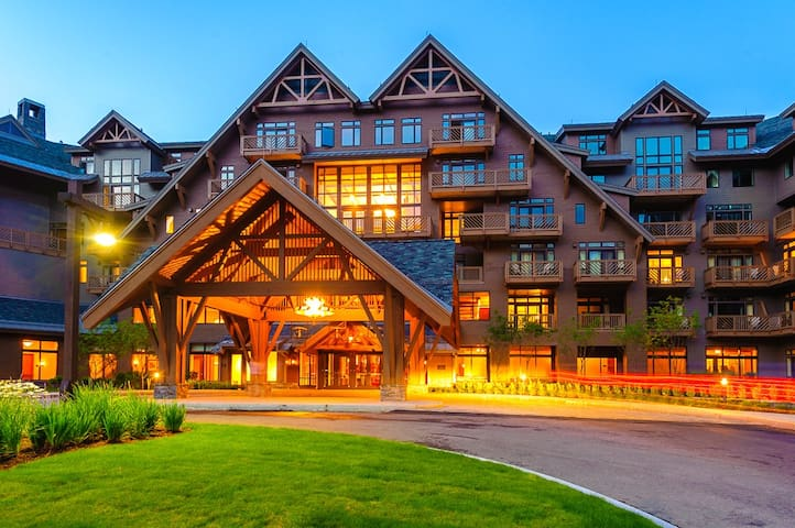 "#1117 Stowe Mt. Lodge ""Mansfield"" - Stowe - Appartement en résidence"